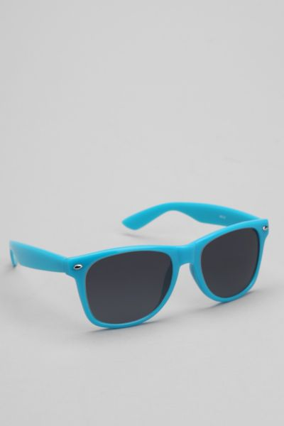 UO Glow-In-The-Dark Risky Sunglasses