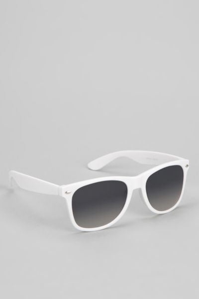 UO Rubberized Risky Sunglasses