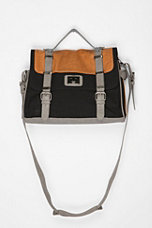 Cooperative Turnlock Satchel