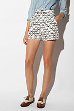 Dusen Dusen High-Waisted Short