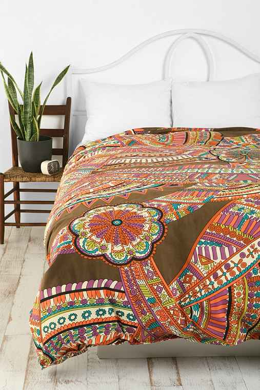 Mod Sketchbook Duvet Cover Urban Outfitters