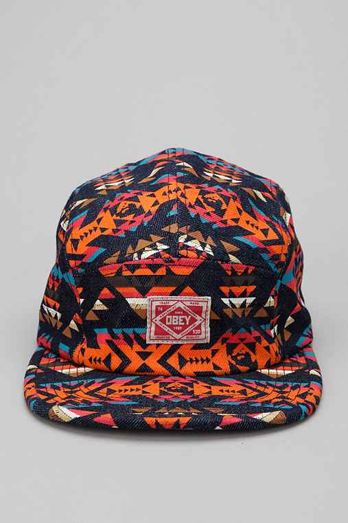 OBEY Trademark 5-Panel Cap