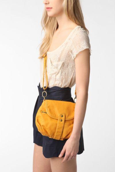 Deux Lux Basketweave Crossbody Bag