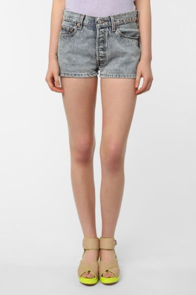 Urban Renewal Levi's Denim Short Short