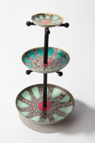 Kaleidoscope Jewelry Stand