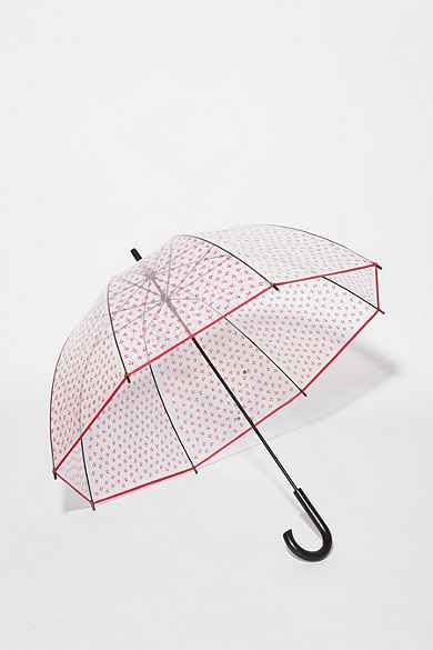 Printed Bubble Umbrella