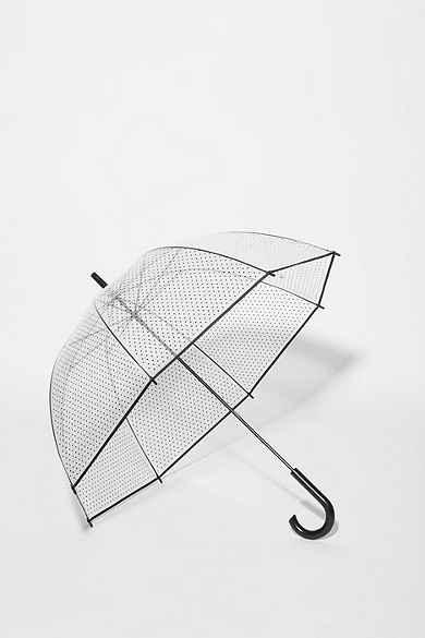 Printed Bubble Umbrella