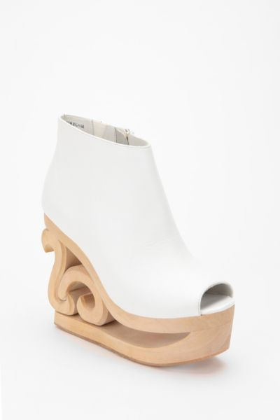 Jeffrey Campbell Skate Cutout Wedge