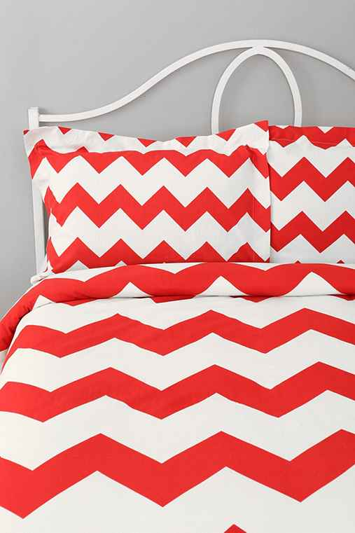 Zigzag Sham - Set Of 2