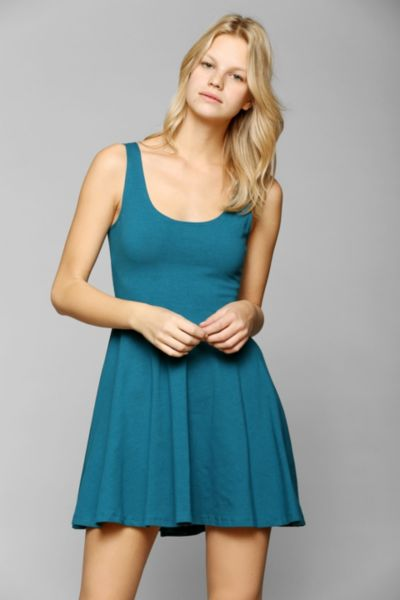 Sparkle & Fade Knit Skater Dress