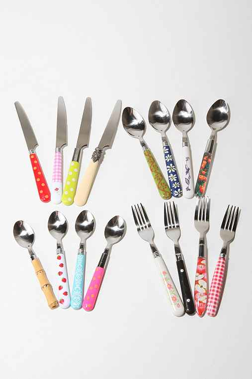 Mix And Match Cutlery Set