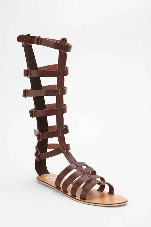 Ecote Tall Caged Sandal