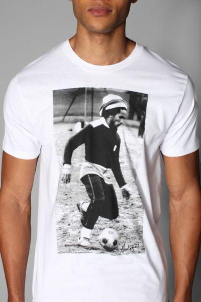 Zion Bob Marley Soccer Tee