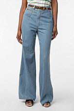 Vintage 70s Yes Wide Leg Jeans