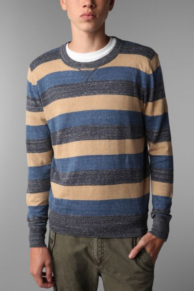 BDG Marled Stripe Sweater