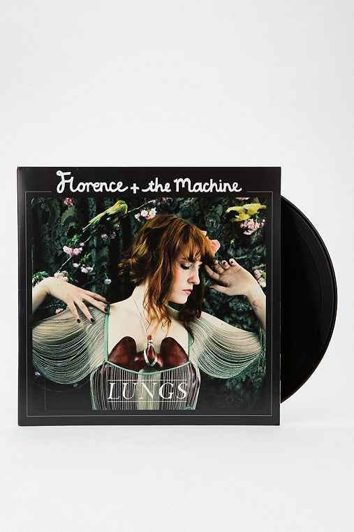 Florence And The Machine - Lungs LP and MP3