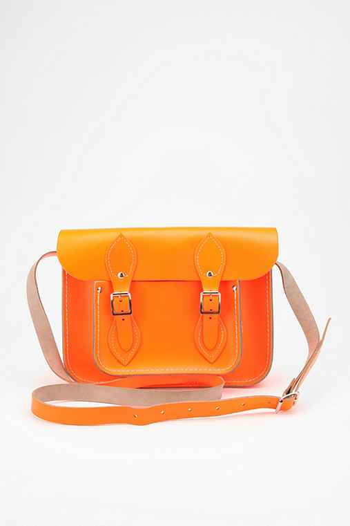 Cambridge Small Neon Satchel