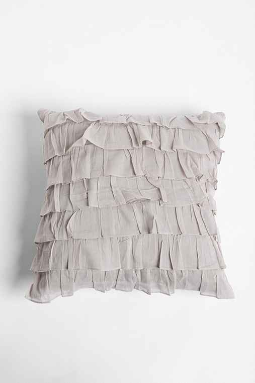 Thumbnail image for Waterfall Ruffle Pillow