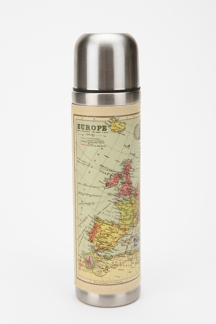 Urban Outfitters - Atlas Wrapped Thermos