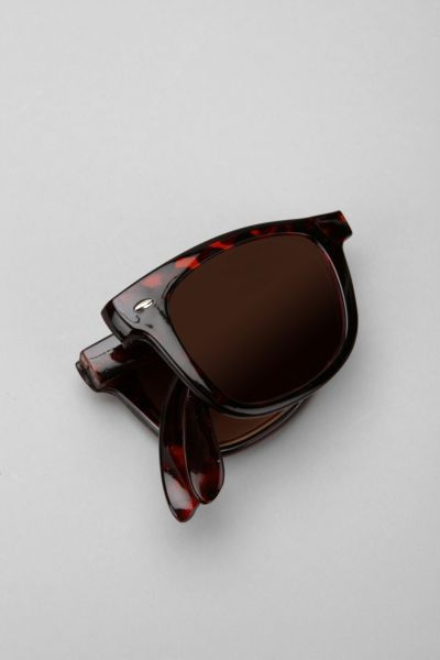 Stealth Folding Risky Sunglasses