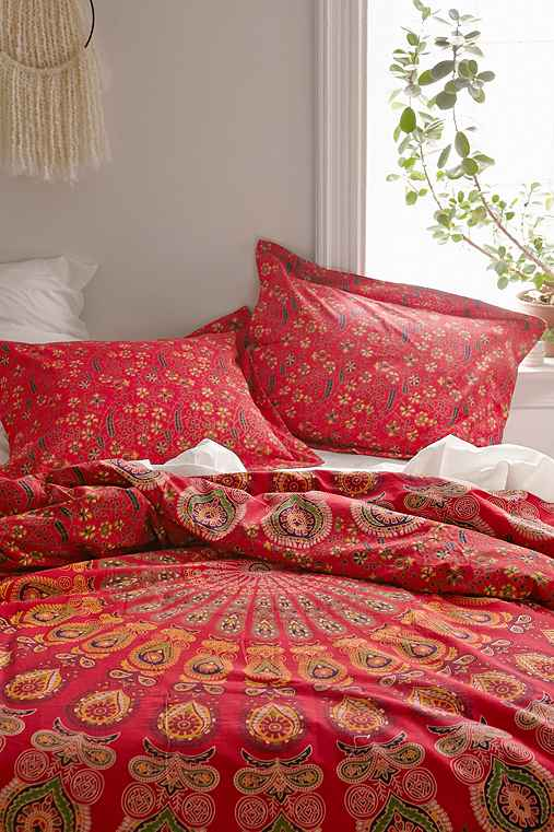Thumbnail image for Tapestry Medallion Duvet Cover  (Multiple Sizes Available!)