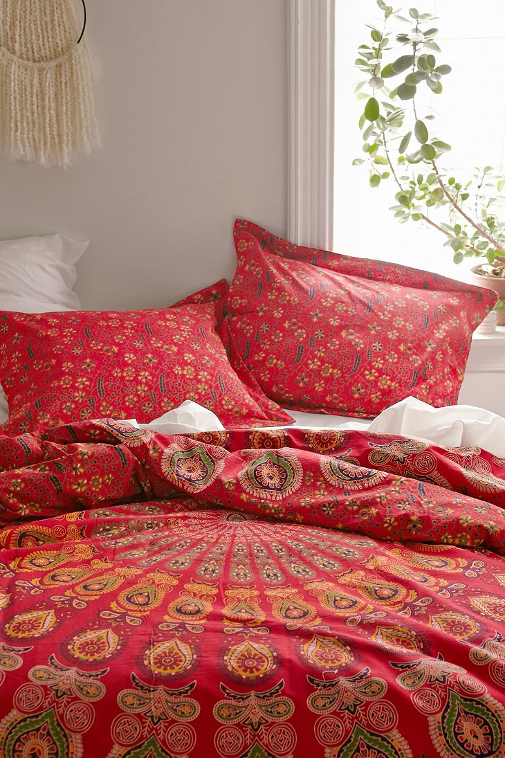 Tapestry Medallion Duvet Cover Urban Outfitters