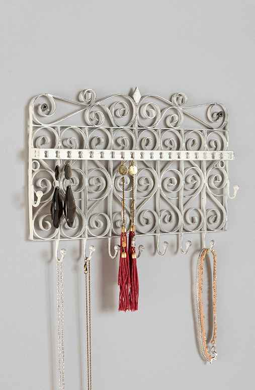 Thumbnail image for Scrollwork Gate Jewelry Stand