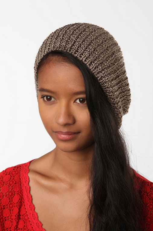 Ecote Space Dyed Slouchy Beanie