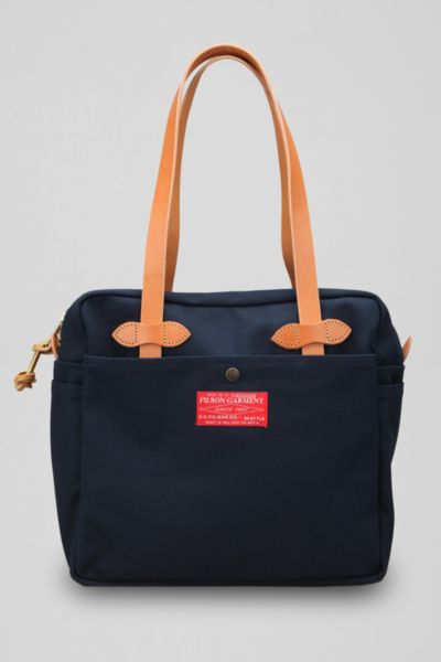 Filson Red Label Zippered Tote Bag