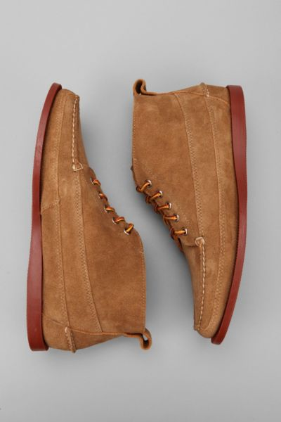 Mark McNairy For Bass Carlton Chukka Moccasin