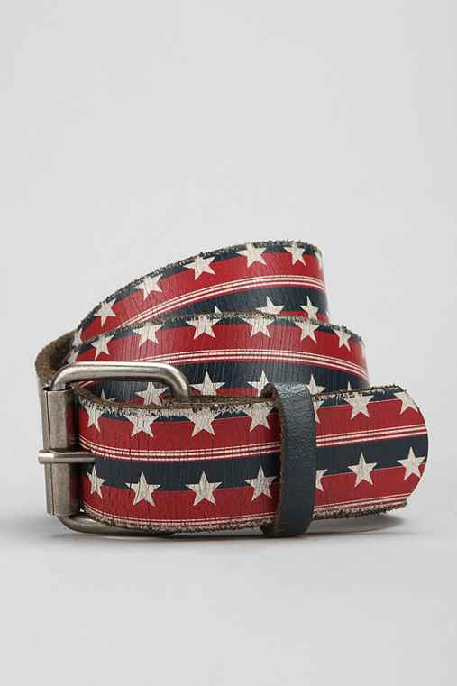 Distressed Country Belt