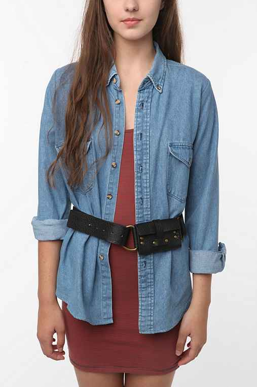 Deena & Ozzy Wide Pocket Belt