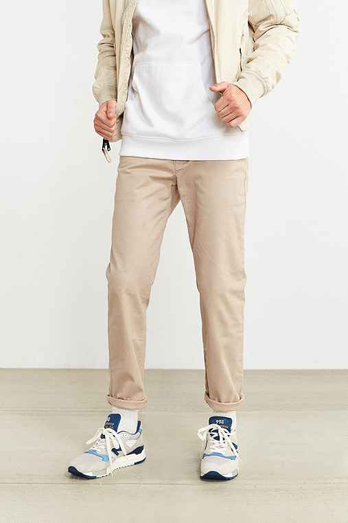 Hawkings McGill Stretch Skinny Chino Pant,TAN,30/30