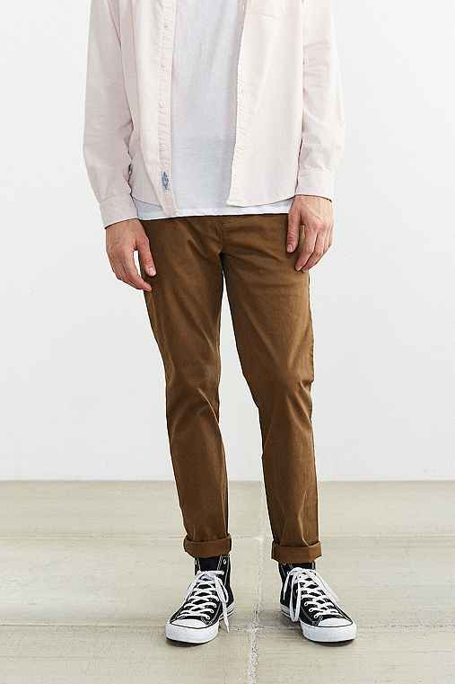 Hawkings McGill Stretch Skinny Chino Pant,HONEY,32/30