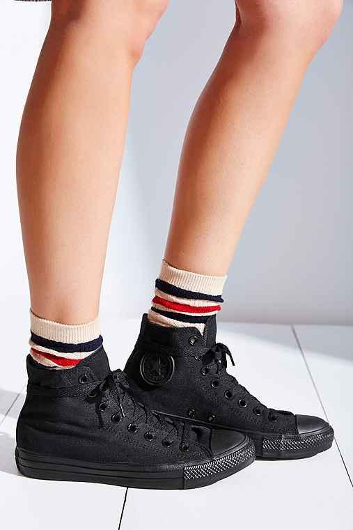 Converse Chuck Taylor All Star High Top Sneaker,BLACK MULTI,8
