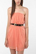 Kimchi Blue Strapless Knit Dress