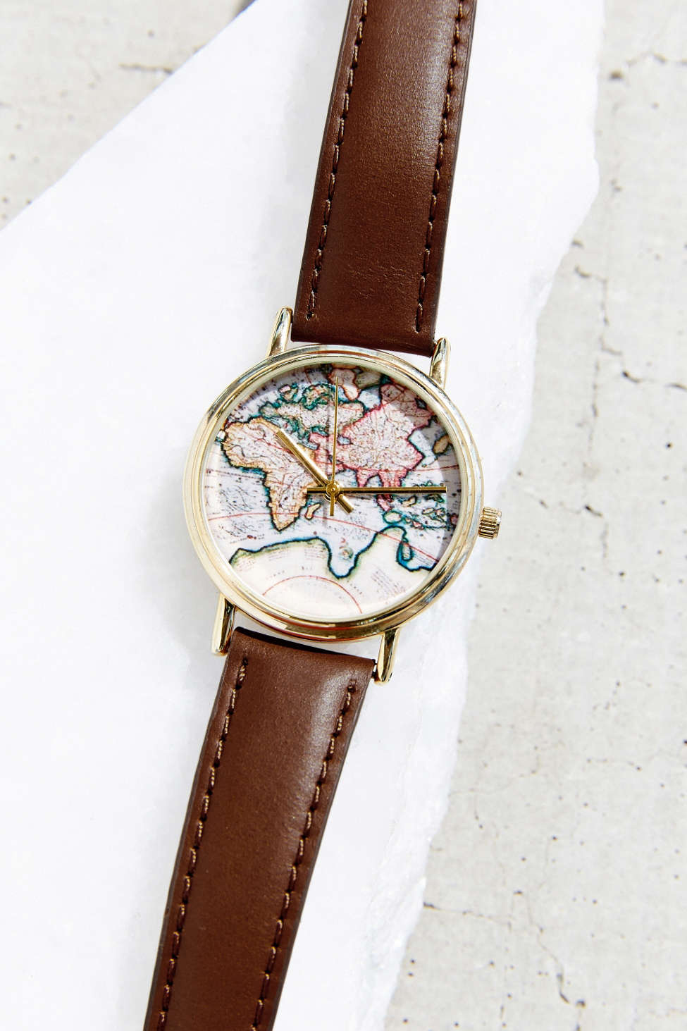 World Map Watch