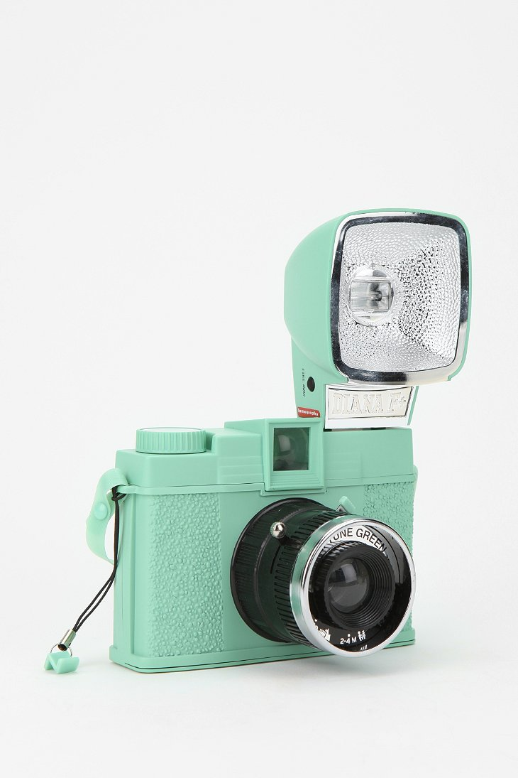 Lomography Diana F+ Neptune 120mm Camera - Urban Outfitters