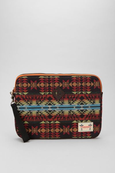 O'Hanlon Mills 13'' Patterned Laptop Case