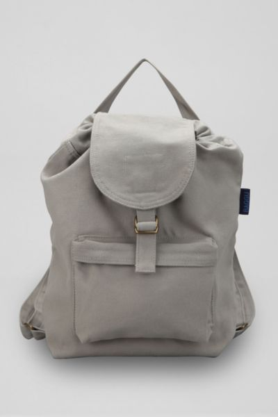 BAGGU Canvas Pocket Backpack