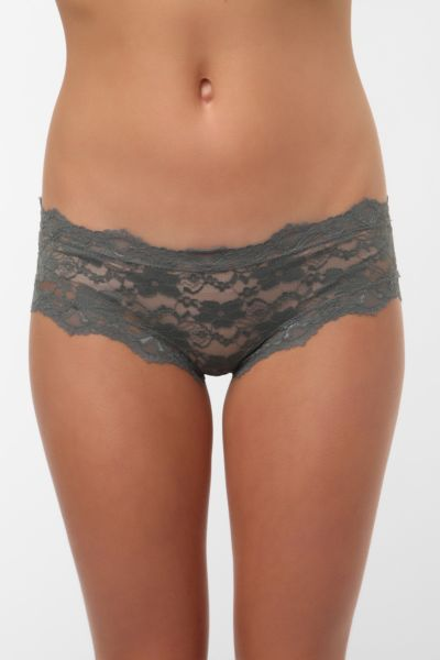 Scalloped Lace Cheeky