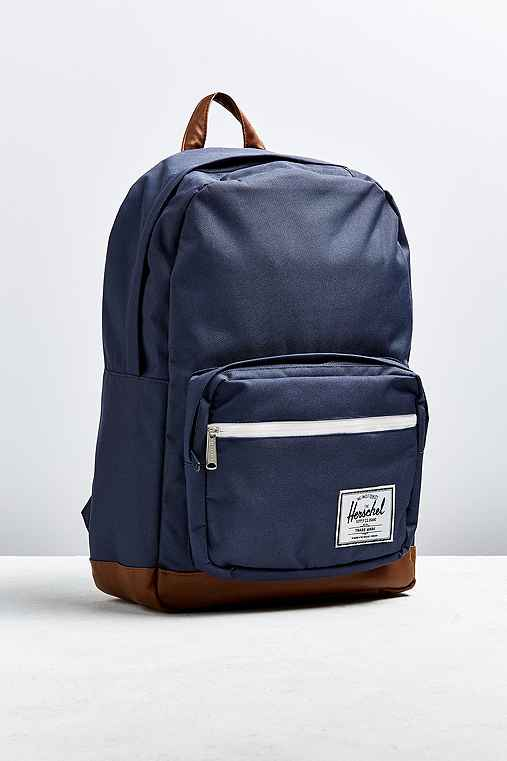 Herschel Supply Co. Pop Quiz Backpack,NAVY,ONE SIZE