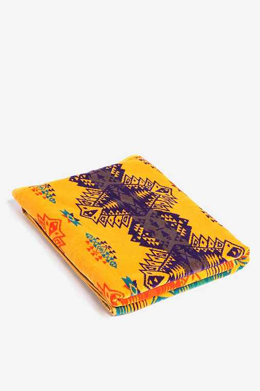 Pendleton Oversized Jacquard Bath Towel - Sun Dancer