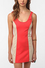 Lucca Couture Colorblock Tunic Tank Top