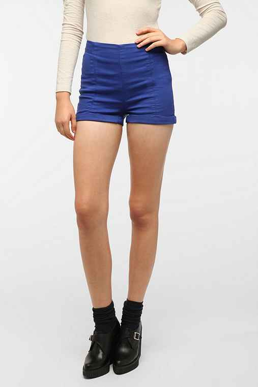 Cooperative High-Rise Denim Short
