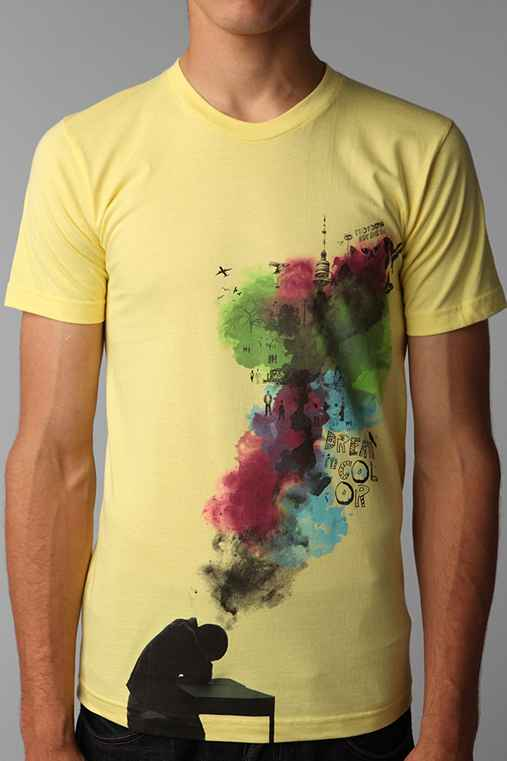 Profound Aesthetic Dream In Color Tee