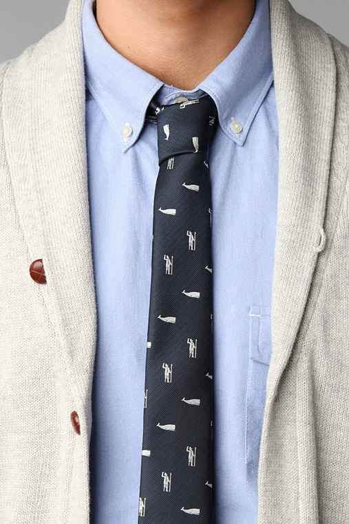 Nautical Icon Tie