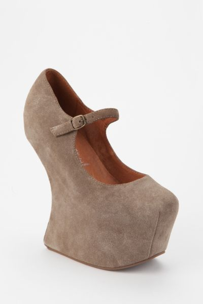 Jeffrey Campbell Mary Jane Wedge