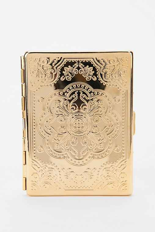 Embossed Metal ID Case
