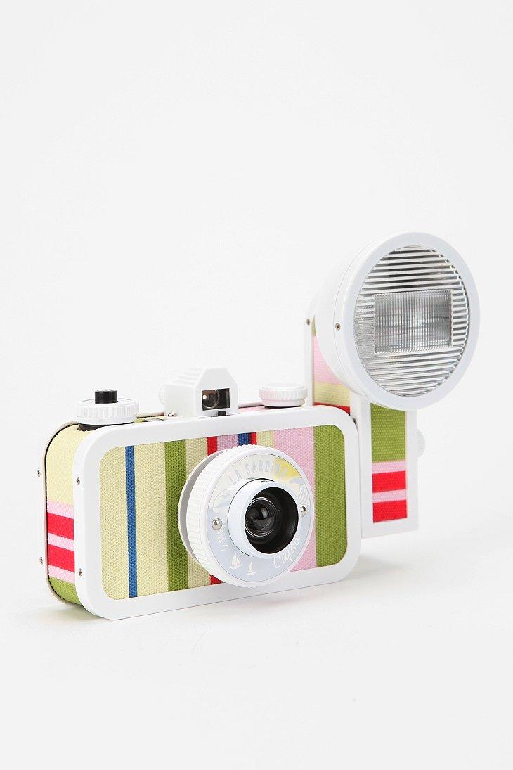 Lomography La Sardina Flash Analogue Camera - Urban Outfitters